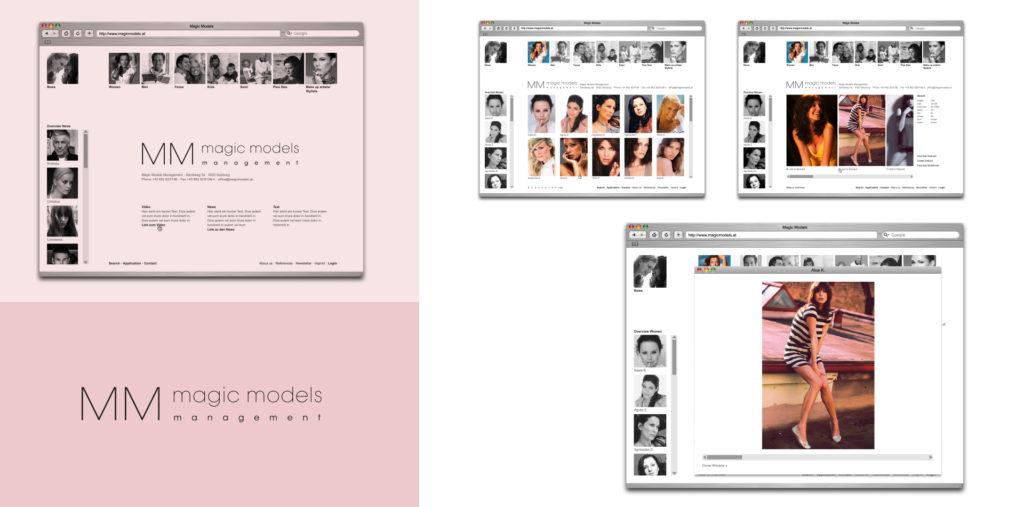 Magic Models Management